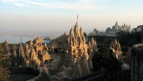 shatrunjaya 460x259 La colina de Satrunjaya, con 863 templos