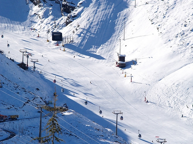 sierra nevada Esquiar en Sierra Nevada