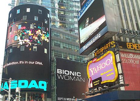 times square nueva york Sitios más turisticos de Estados Unidos