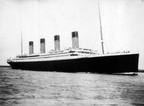 titanic 460x339 El desastre del Titanic, todavía presente