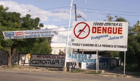 todos contra el dengue Ojo con el Dengue si viajas a Argentina