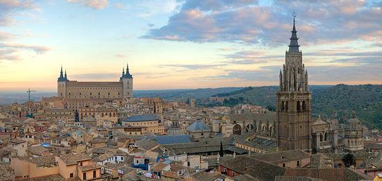 toledo wikipedia Toledo: una ciudad llena de historia