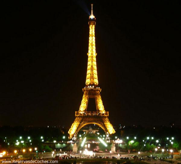 torre eiffel paris Qué hacer en París