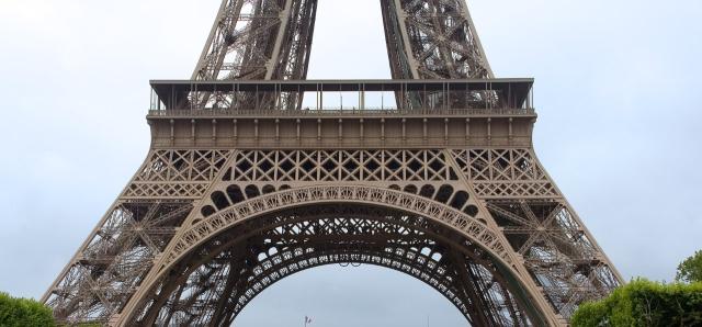 torre eiffel La Torre Eiffel algo más que una torre