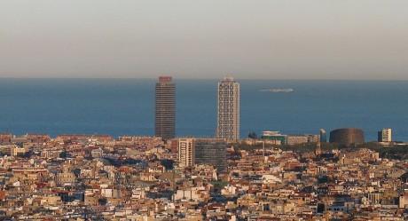 torresmapfre 460x249 Cuales son los edificios más altos de España