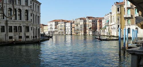 venecia gran canal wikipedia Venecia, la ciudad de los canales