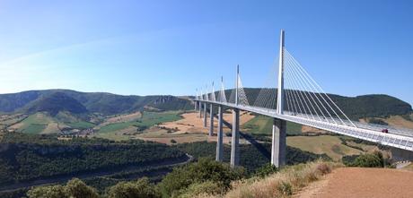 viaducto de millau wikipedia Los puentes más famosos del mundo