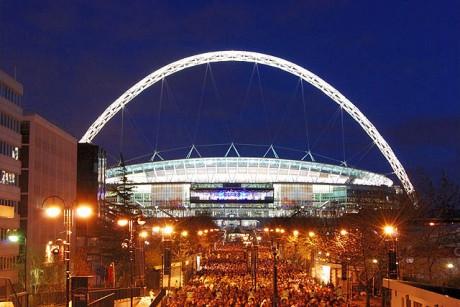 wembley 460x307 Wembley, el estadio de los sueños