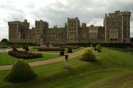 windsor 460x305 Los fantasmas del castillo de Windsor