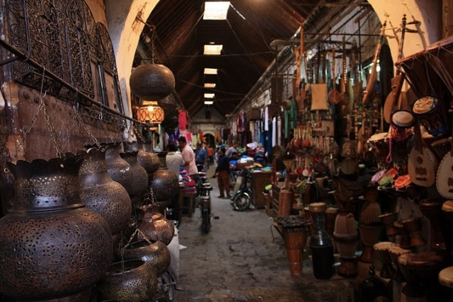 zoco marrakech El regateo en el Zoco de Marrakech