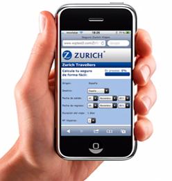 zurich Seguro de viaje en el último momento con Zurich Travellers